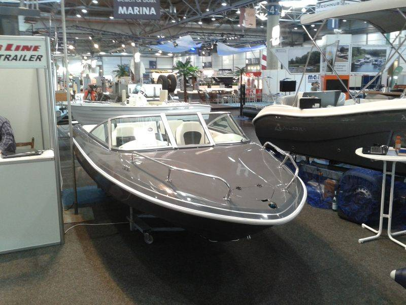 FiberLine Boote 180 CD